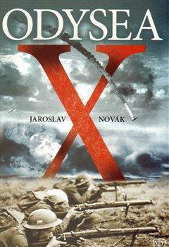 Obálka titulu Odysea X
