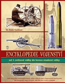 Obálka titulu Encyklopedie vojenství ve 20. století
