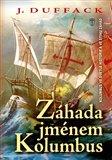 Obálka knihy Záhada jménem Kolumbus