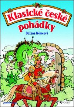 Obálka titulu Klasické české pohádky - Božena Němcová