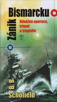 Obálka titulu Zánik Bismarcku