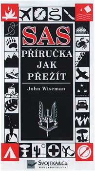 Obálka titulu SAS - Příručka jak přežít