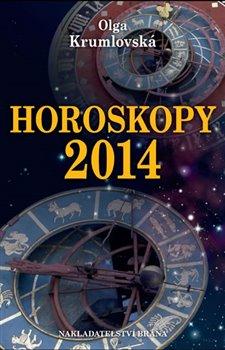 Obálka titulu Horoskopy 2014