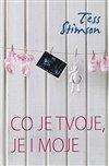 Obálka knihy Co je tvoje, je i moje