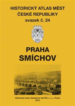 Obálka titulu Praha - Smíchov