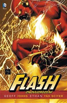 Obálka titulu Flash. Znovuzrozený