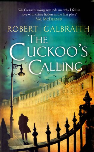 The Cuckoos Calling /anglicky/