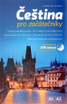 Obálka titulu Čeština pro začátečníky