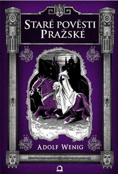 Obálka titulu Staré pověsti pražské