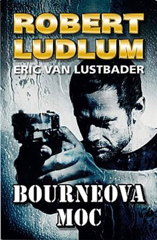 Obálka titulu Bourneova moc