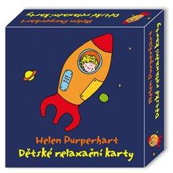 Obálka titulu Dětské relaxační karty
