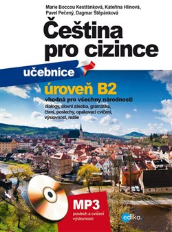 Obálka titulu Čeština pro cizince B2