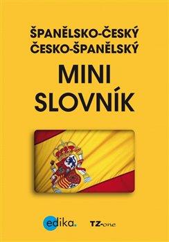 Obálka titulu Španělsko-český česko-španělský mini slovník