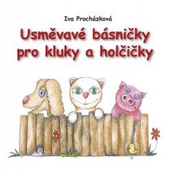 Obálka titulu Usměvavé básničky pro kluky a holčičky