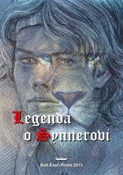 Obálka titulu Legenda o Synnerovi