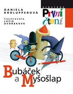 Obálka titulu Bubáček a Myšošlap