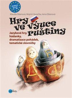 Obálka titulu Hry ve výuce ruštiny
