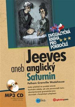 Obálka titulu Jeeves aneb anglický Saturnin