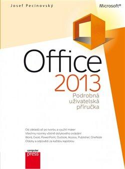 Obálka titulu Microsoft Office 2013