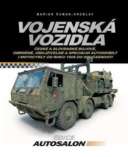 Obálka titulu Vojenská vozidla
