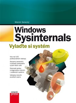 Obálka titulu Windows Sysinternals