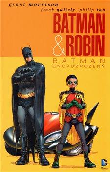 Obálka titulu Batman a Robin 1