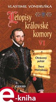 Obálka titulu Letopisy královské komory VI
