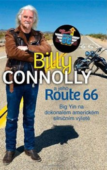 Obálka titulu Billy Connolly a jeho Route 66