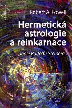 Obálka titulu Hermetická astrologie a reinkarnace