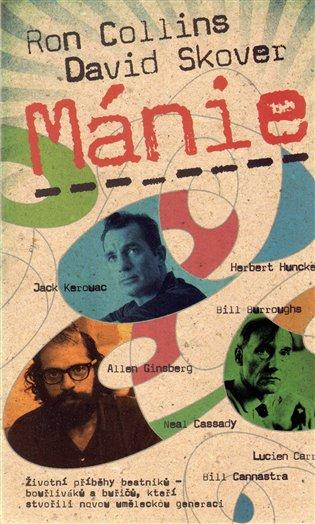 Mánie - Ron Collins, | Booksquad.ink