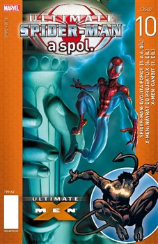 Ultimate Spider-Man a spol. 10