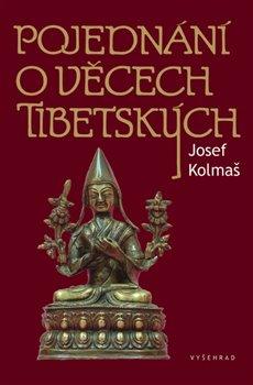 Obálka titulu Pojednání o věcech tibetských