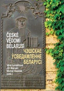 Obálka titulu České vědomí Bělarusi