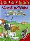 Obálka knihy Veselá zvířátka