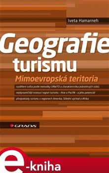 Obálka titulu Geografie turismu