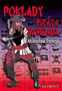Obálka titulu Poklady piráta Morgana