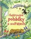 Obálka knihy Ilustrované pohádky o zvířatech