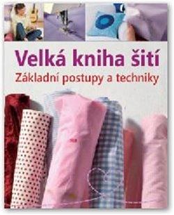 Obálka titulu Velká kniha šití