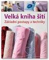 Obálka knihy Velká kniha šití
