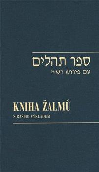 Obálka titulu Kniha žalmů / Sefer Tehilim