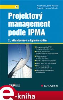 Obálka titulu Projektový management podle IPMA