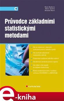 Obálka titulu Průvodce základními statistickými metodami