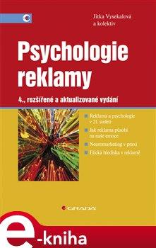 Obálka titulu Psychologie reklamy