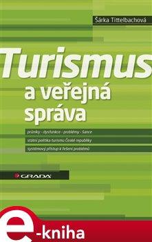 Obálka titulu Turismus a veřejná správa