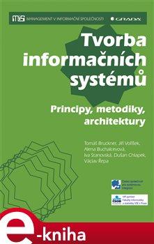 Obálka titulu Tvorba informačních systémů
