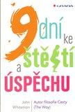 Obálka knihy 9 dní ke štěstí a úspěchu