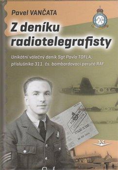 Obálka titulu Z deníku radiotelegrafisty