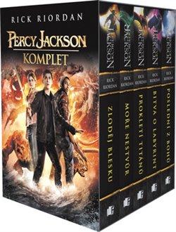Obálka titulu Percy Jackson komplet