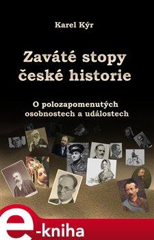 Obálka titulu Zaváté stopy české historie