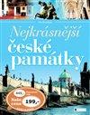 Obálka knihy Nejkrásnější české památky